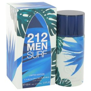 kupit-carolina-herrera-212-surf-men-100ml-limited-edition