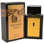 Antonio Banderas The Golden Secret men (Антонио Бандерас Де Голден Сикрет туалетная вода) для мужчин - tualetnaya-voda-50-ml