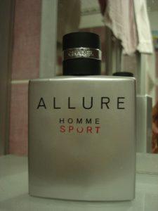 Chanel Allure Homme Sport - Как отличить подделку  (10 фото)