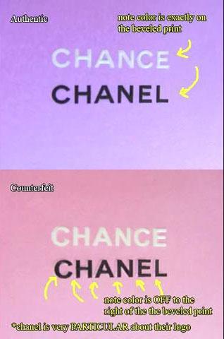 2_Recognize Fake CHANEL Chance Eau Tendre