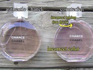 6_Recognize Fake CHANEL Chance Eau Tendre