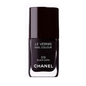 Kupit-Chanel-Le-Vernis-№219-Black Satin