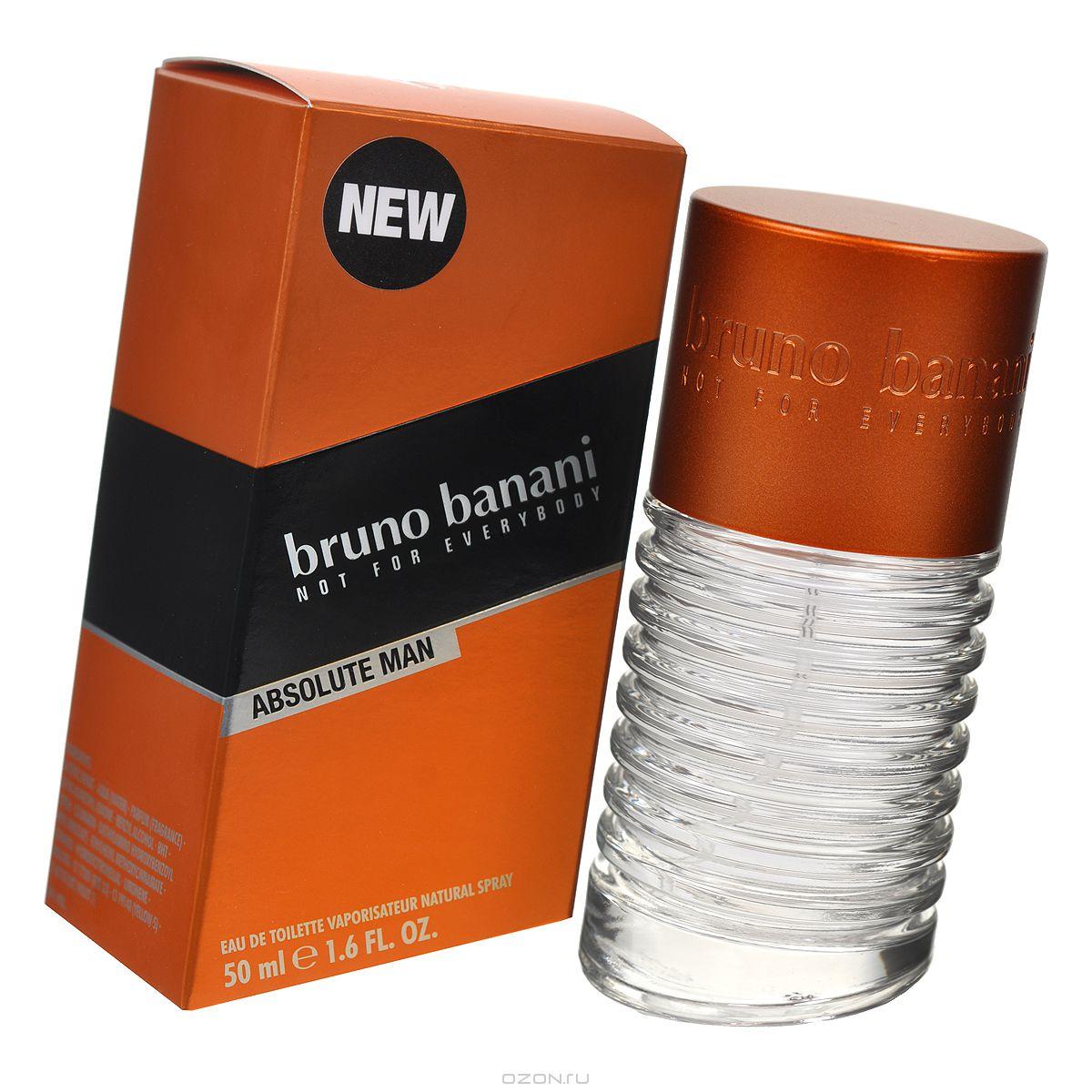 Bruno Banani ABSOLUTE men туалетная вода для мужчин