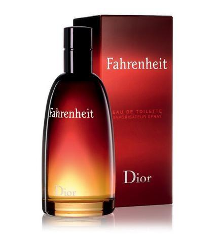 Christian Dior Fahrenheit (Кристьян Диор Фаренгейт) туалетная вода и духи для мужчин 1