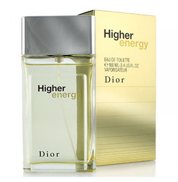Christian Dior Higher Energy (Кристьян Диор Хаер Энерджи) 100 мл туалетная вода для мужчин