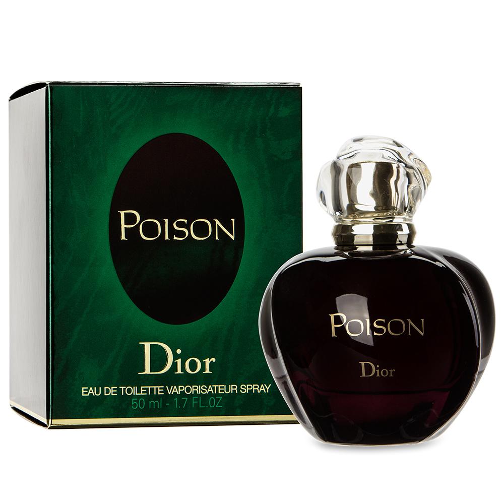 Christian Dior Poison (Кристьян Диор Пойзон) туалетная вода для женщин