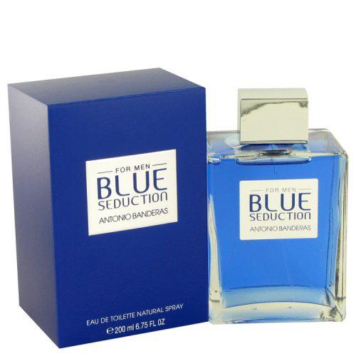 Antonio Banderas Blue Seduction (Антонио Бандерас Блу Седакшн туалетная вода) для мужчин