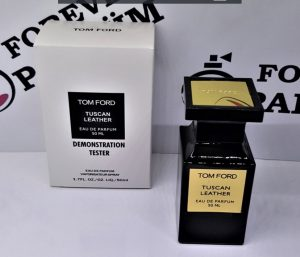 Tom Ford Tuscan Leather - обзор аромата
