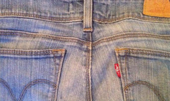 джинсы левис