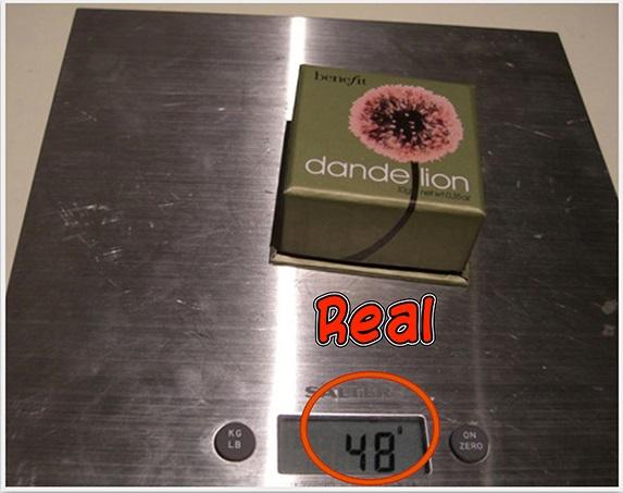 вес оригинала