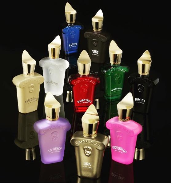 Xerjoff - обзор марки селективной парфюмерии, все ароматы