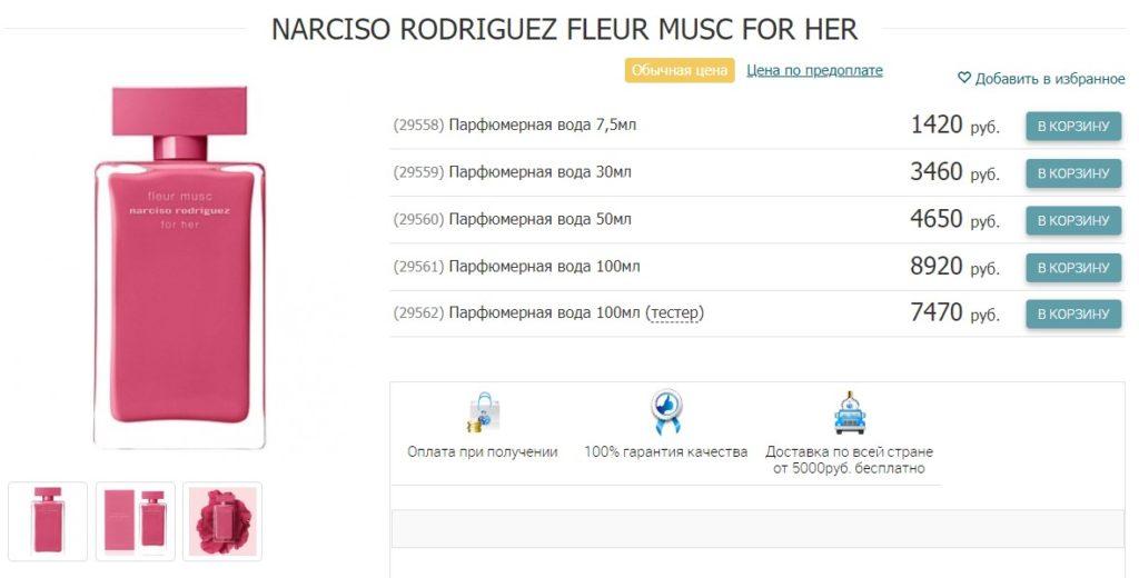 Магазин Aromacode.ru - продают подделку или оригинальную парфюмерию?