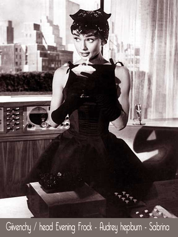 0f2934afe0f Именно после Второй Мировой многие любительницы пышных нарядов обзавелись Маленьким  Чёрным Платьем