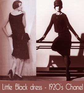 f6d9dbb444f Маленькое черное платье - от Шанель до Дживанши